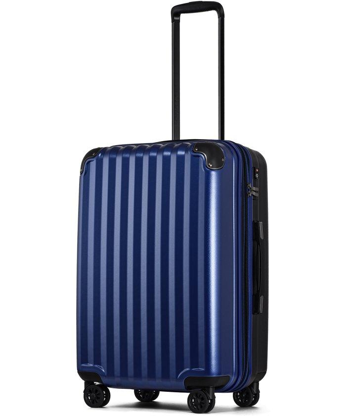 タビバコ スーツケース LMサイズ 静音8輪キャスター 軽量 大容量 拡張 TSAロック 受託手荷物無料 キャリーバッグ キャリーケース? ユニセックス その他系2 LM 【tavivako】