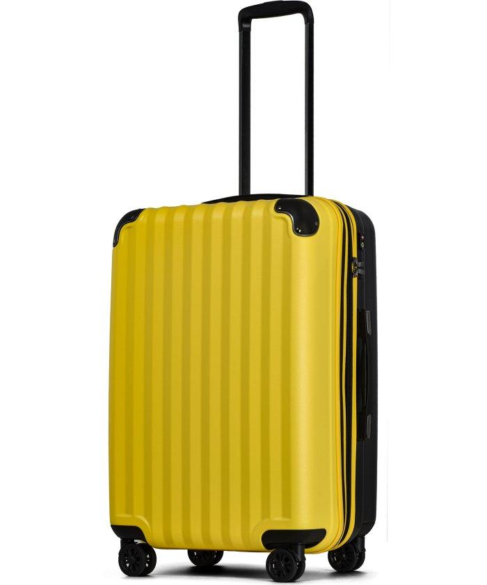 タビバコ スーツケース LMサイズ 静音8輪キャスター 軽量 大容量 拡張 TSAロック 受託手荷物無料 キャリーバッグ キャリーケース? ユニセックス その他系4 LM 【tavivako】