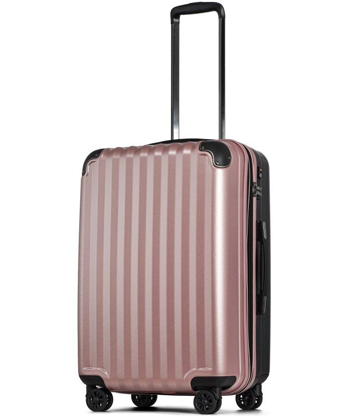 タビバコ スーツケース LMサイズ 静音8輪キャスター 軽量 大容量 拡張 TSAロック 受託手荷物無料 キャリーバッグ キャリーケース? ユニセックス その他系7 LM 【tavivako】