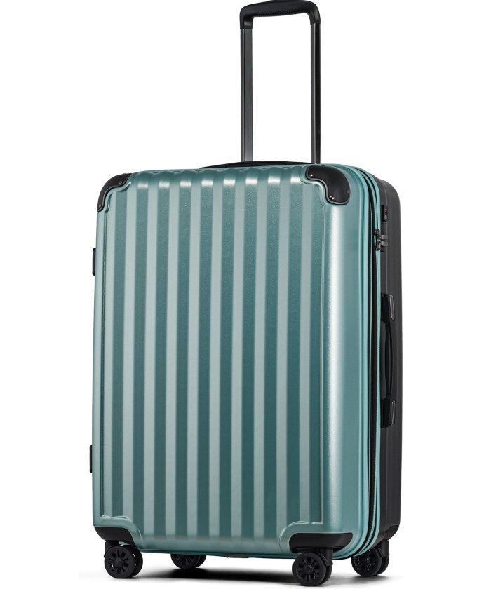 タビバコ スーツケース LLサイズ 静音8輪キャスター 軽量 大容量 拡張 TSAロック 受託手荷物無料 キャリーバッグ キャリーケース? ユニセックス その他系5 L 【tavivako】