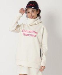 Samantha Thavasa UNDER25&NO.7/キルティングハイネックプルオーバー/502718285