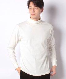 nano・universe/:微起毛タートルネックTシャツ LS/502803016