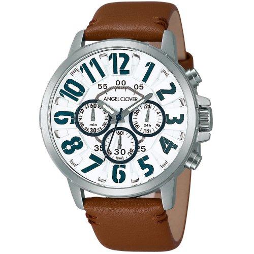AngelClover(エンジェル クローバー)/腕時計 エンジェルクローバー BU44SWH-BR/BU44SWHBR