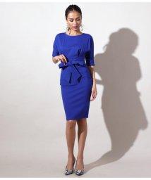ANAP USA/ウエストリボンドルマンスリーブタイトドレス/502816165