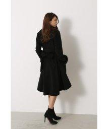 rienda/Back Long Faux Fur Gown CT/502816365