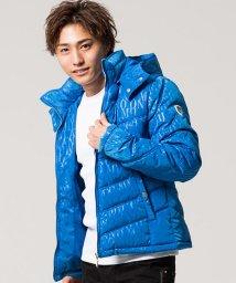 VIOLA/VIOLA【ヴィオラ】総柄切り替えフルジップ長袖フード付きジャケット/502821825