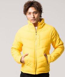 VIOLA/VIOLA【ヴィオラ】総柄切り替えフルジップ長袖中綿ジャケット/502821832