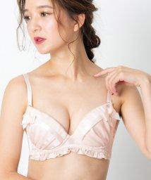 fran de lingerie/Stripe Gift ストライプギフト ブラ&ショーツセット B65-G80カップ/500673115