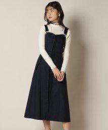 REDYAZEL/デザインデニムマキシワンピース2/502738653