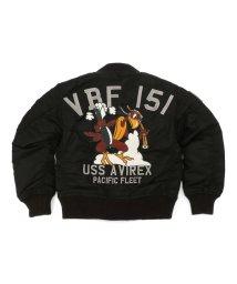 AVIREX/【Kid's/キッズ】SH MA-1 USS ボンバージャケット/MA-1 USS BOMBER JACKET VBF-151/502822905