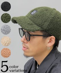 AMS SELECT/【HIDETRADING PRODUCT】ボアフリースローキャップ/502825720