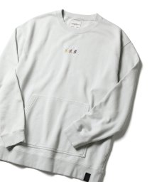 JUNRed/【GRAMICCI/グラミチ】別注刺繍スウェット/502826082