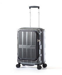 ASIA LUGGAGE/アジアラゲージ マックスボックス スーツケース 機内持ち込み フロントオープン フロントドア 深底 拡張 35L/41L Sサイズ MAXBOX  ALI-55/502826179