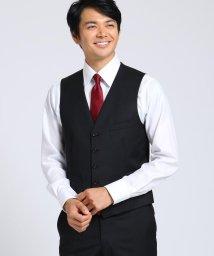 TAKEO KIKUCHI/【J∞QUALITY】サージベスト Fabric by MIYUKI KEORI/502826200