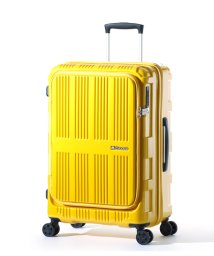 ASIA LUGGAGE/アジアラゲージ マックスボックス スーツケース フロントオープン フロントドア 深底 拡張 62L/70L Mサイズ MAXBOX ALI-5611/502826207