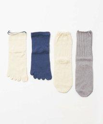 collex/《冷えとり》4足重ね履き靴下/502826216