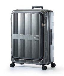 ASIA LUGGAGE/アジアラゲージ マックスボックス スーツケース フロントオープン フロントドア 深底 拡張 90L/102L Lサイズ 受託手荷物規定内 MAXBOX ALI-/502826224