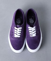 UNITED ARROWS/<VANS(ヴァンズ)>AUTHENTIC SUE スニーカー/502811370