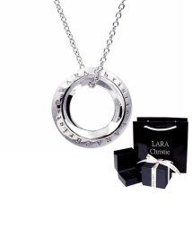 LARA Christie/ネックレス シルバー レディース ローラシア ララクリスティー WHITE Label p5719-w/502823460