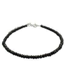 LARA Christie/ブレスレット メンズ ブラックスピネル ララクリスティー BLACK Label b5059/502827156