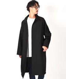 LUXSTYLE/オーバーサイズコート/ステンカラーコート メンズ コート オーバーサイズ BITTER ビター系 秋 冬/502827346