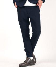 LUXSTYLE/変わり織りパンツ/テーパードパンツ メンズ パンツ スラックス 変わり織り/502827351
