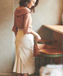 Noela/バックフレアタイトスカート /502828196
