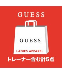 GUESS/【2020年福袋】ゲス GUESS アパレル&小物5点セット【返品不可商品】/502828621
