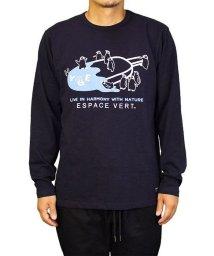 ESPACE VERT/【ESPACE VERT】スティックアイス&ペンギンロンT/502828662