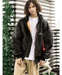 Mark Gonzales/【Mark Gonzales】PhotoスーパービッグMA-1/502828677