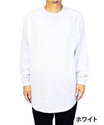Goodwear/【Goodwear】USAコットン袖リブロング丈ロンT/502828717