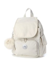 Kipling/キプリング Kipling CITY PACK MINI (Dazz White)/502829176