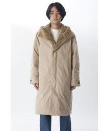 KURO/【KURO】MILITARY PARKA BOA DOWN COAT/502829432