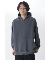 KURO/【KURO】LIGHT OZ PULL OVER SWEAT/502829435