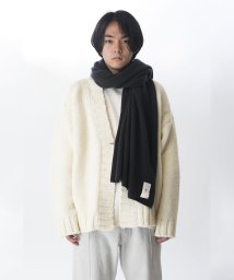 KURO/【KURO】POWDER WOOL MUFFLER/502829439