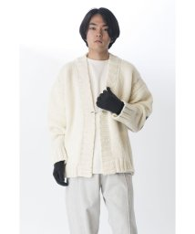 KURO/【KURO】POWDER WOOL GLOVE/502829440