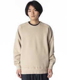 KURO/【KURO】PREMIUM SWEAT CREW NECK/502829441