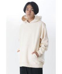 KURO/【KURO】PREMIUM SWEAT PULLOVER PARKA/502829442