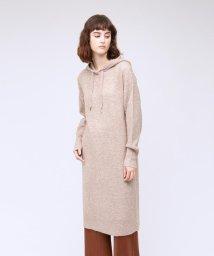 LOVELESS WOMEN/パーカー ニット ドレス/502582616
