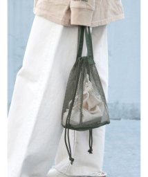 Ungrid/メッシュ巾着BAG/502816350