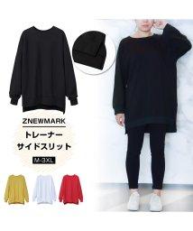 ZNEWMARK/大きめトレーナー/502823662