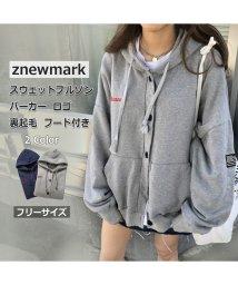 ZNEWMARK/フード付き 裏起毛 アウター/502826323