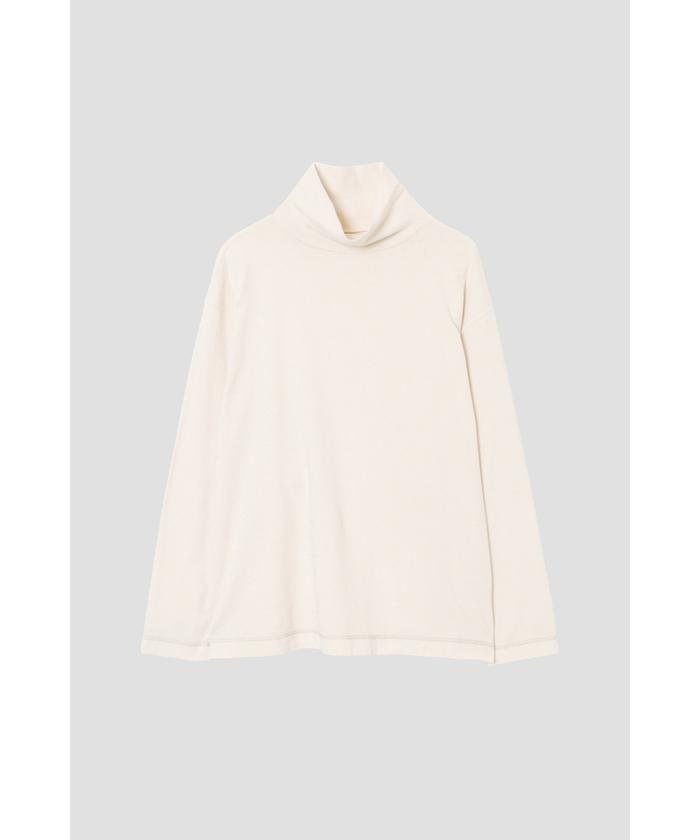 HIGH TWISTED COTTON JERSEY