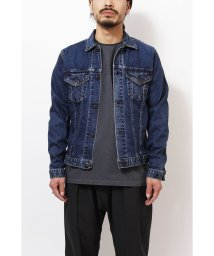 KURO/【KURO】JETTA DENIM JACKET VINTAGE WASH 001/502829807