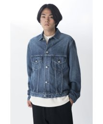 KURO/【KURO】KARLA DENIM JACKET WASH 01/502829809