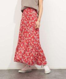 Rouge vif la cle/フレンチフラワープリントスカート/502829990