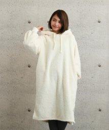 ABITOKYO/フード付きボアワンピース/502830832
