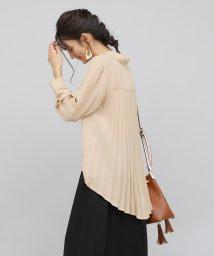aimoha/バックプリーツシャツ/502831447