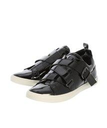 around the shoes /フラップベルト ローカットスニーカー/502832096