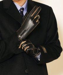 sankyoshokai/ラム革レザー手袋メンズイタリア製/502832393